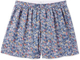 Sunspel - Liberty Floral-print Cotton Boxers