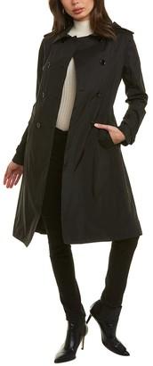 Jane Post Trench Coat