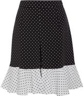 J.W.Anderson Ruffled Polka Dot Skirt