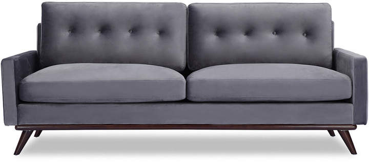 Lucille Mid-Century Modern Classic Sofa