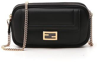 Fendi Easy 2 Baguette Mini Crossbody Bag