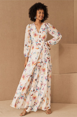 Yumi Kim Juliette Long Sleeve Maxi Dress