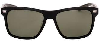 Costa Aransas Acetate Frame Gray Glass Lens Unisex Sunglasses ARA11OGGLP