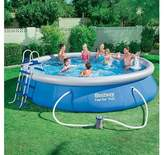Bestway 15ft Large Family Fast Set Pool