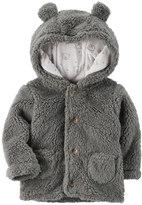 Carter's Baby 3D Hood Sherpa Jacket