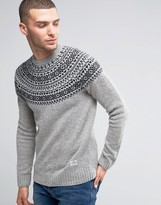 Penfield Freeman Fairisle Jumper