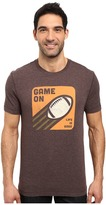 Life is Good Game On Football Cool Tee