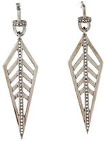 Paige Novick Pavé Earrings