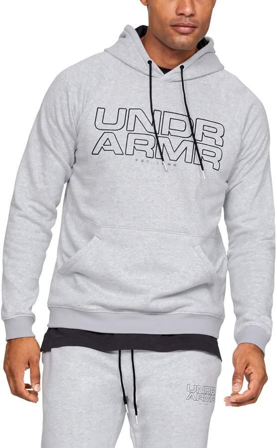 6d63bdb938 Men's UA Baseline Fleece Hoodie