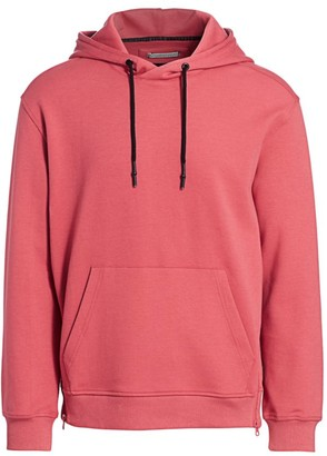 Madison Supply Side-Zip Hoodie