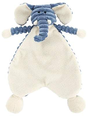 Jellycat Cordy Roy Baby Elephant Soother Soft Toy