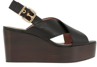 Marni Leather Sandal