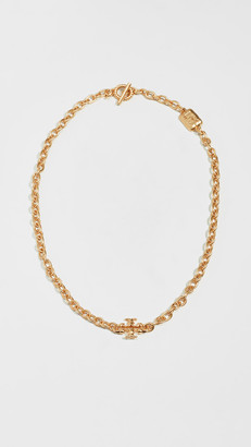 Tory Burch Torsade Short Necklace