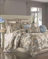 J Queen New York Jordyn Olivia Queen Comforter Set