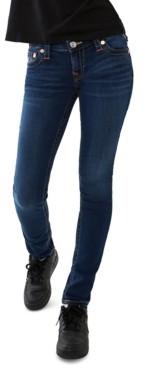True Religion Stella Mid-Rise Skinny-Leg Jeans