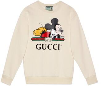 Gucci Disney x oversize sweatshirt