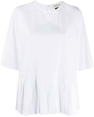 Mulberry Thalia loose fit blouse