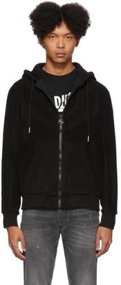 Diesel Black S-Noreen Zip Hoodie