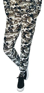 BILLY T Chill With Me Camo Joggers