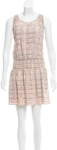 Joie Sleeveless Mini Dress w/ Tags