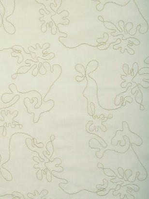 Marvic Fabrics Piping Design Fabric, Neutral