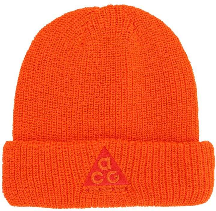 c59de29a Orange Beanie - ShopStyle UK
