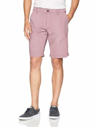 Retrofit Sportswear Men's Textured Casual Shorts