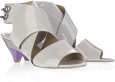 Chloè Patent leather sandals
