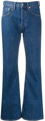 Acne Studios 1992 Flared Mid-Rise Jeans