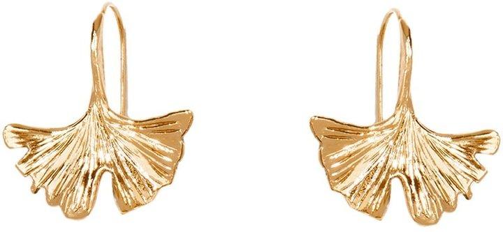 Aurelie Bidermann 'Tangerine' small earrings