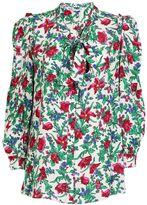Tara Jarmon Flower Shirt