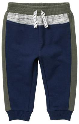 Splendid Leveled Striped Jogger Pants (Baby Boys)