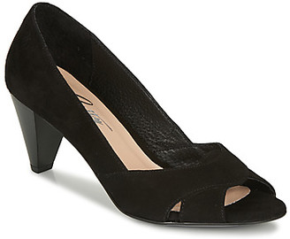 Betty London MIRETTE women's Heels in Black