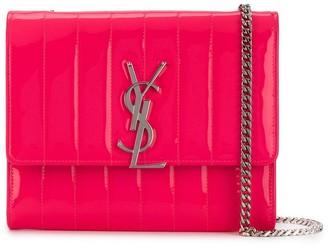 Saint Laurent mini Vicky shoulder bag