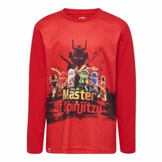 Lego Boy's Ninjago cm Long Sleeve Top