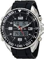 U.S. Polo Assn. Sport Men's US9043 Analog-Digital Display Analog Quartz Watch