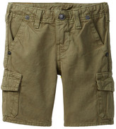 True Religion Overdye Trooper Short (Toddler & Little Boys)
