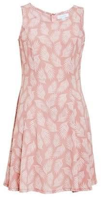 Dorothy Perkins Womens *Blue Vanilla Pink Sleeveless Swing Dress, Pink