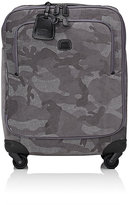 """Bric's Men's Life 21"""" Carry-On Spinner Trolley-GREY"""