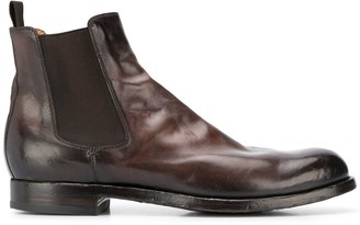 Officine Creative Hive 7 Chelsea boots