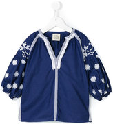 Douuod Kids embroidered jacket
