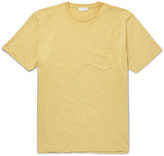 Sunspel - Slim-fit Slub Cotton-jersey T-shirt