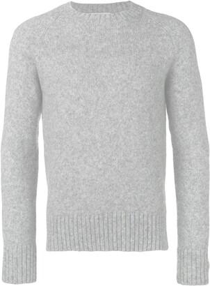 Ami Paris crew neck Raglan Sleeves Sweater