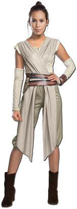 Rubie's Costume Co Rubie's Women's Costume Outfits - Star Wars the Force Awakens Deluxe Rey Costume Set - Women