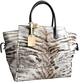 Reed Krakoff Brown Pony-style calfskin Handbags