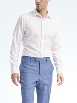 Banana Republic Grant-Fit Non-Iron Solid Shirt