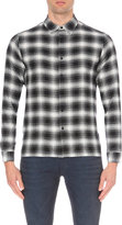 Sandro Grizzly Regular-fit Cotton Shirt