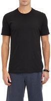 James Perse Men's Jersey Crewneck T-Shirt-BLACK
