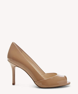 Enzo Angiolini Women's Dariela In Color: Nude Shoes Size 6 Leather From Sole Society