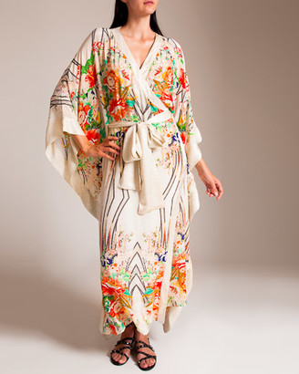 Camilla Ms Maiko Cross Over Kaftan